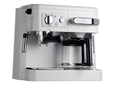 デロンギ コンビコーヒーメーカー BCO410J-W