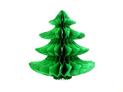 ハニカムボール モミの木 緑