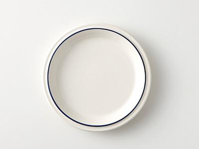 MIKASA コンコード プレート 16cm ブルーライン