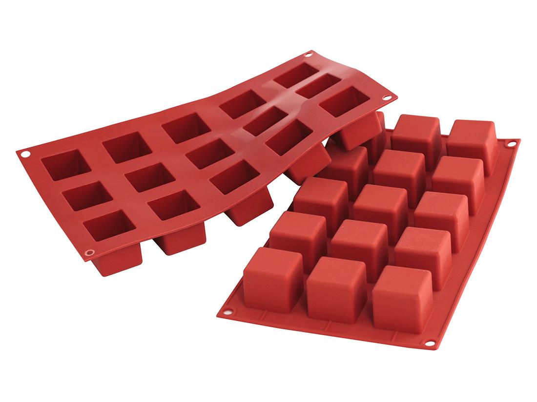 シリコマート シリコンフレックス スモールキューブ(15個取)