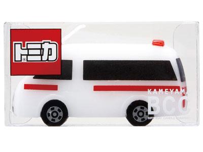 トミカキャンドル 救急車