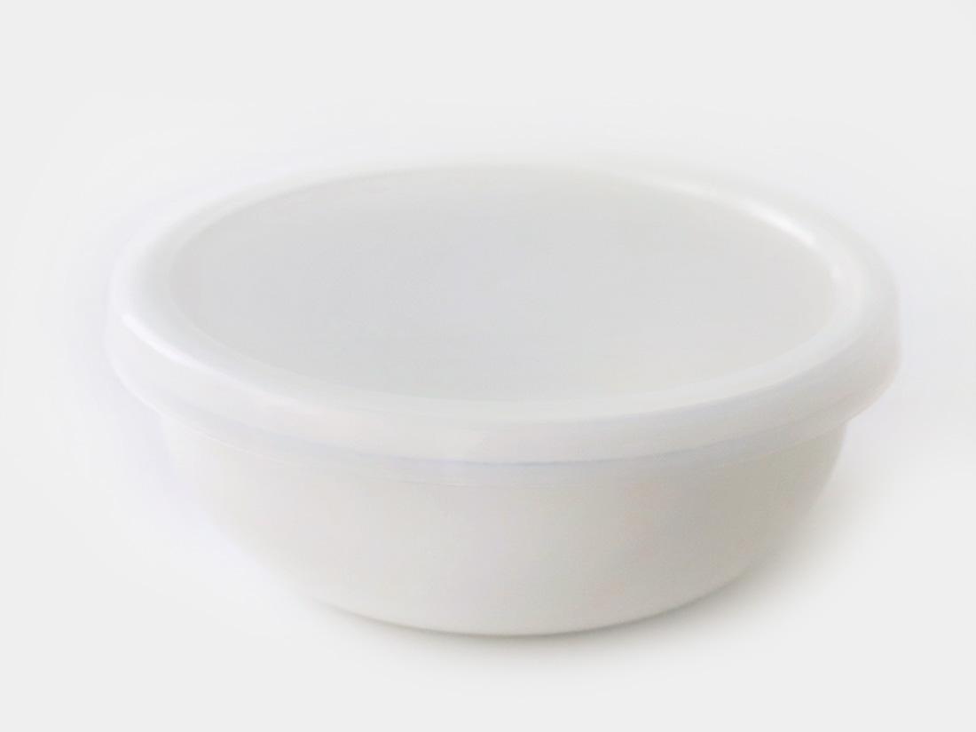cotta 琺瑯 丸型12cm ホワイト