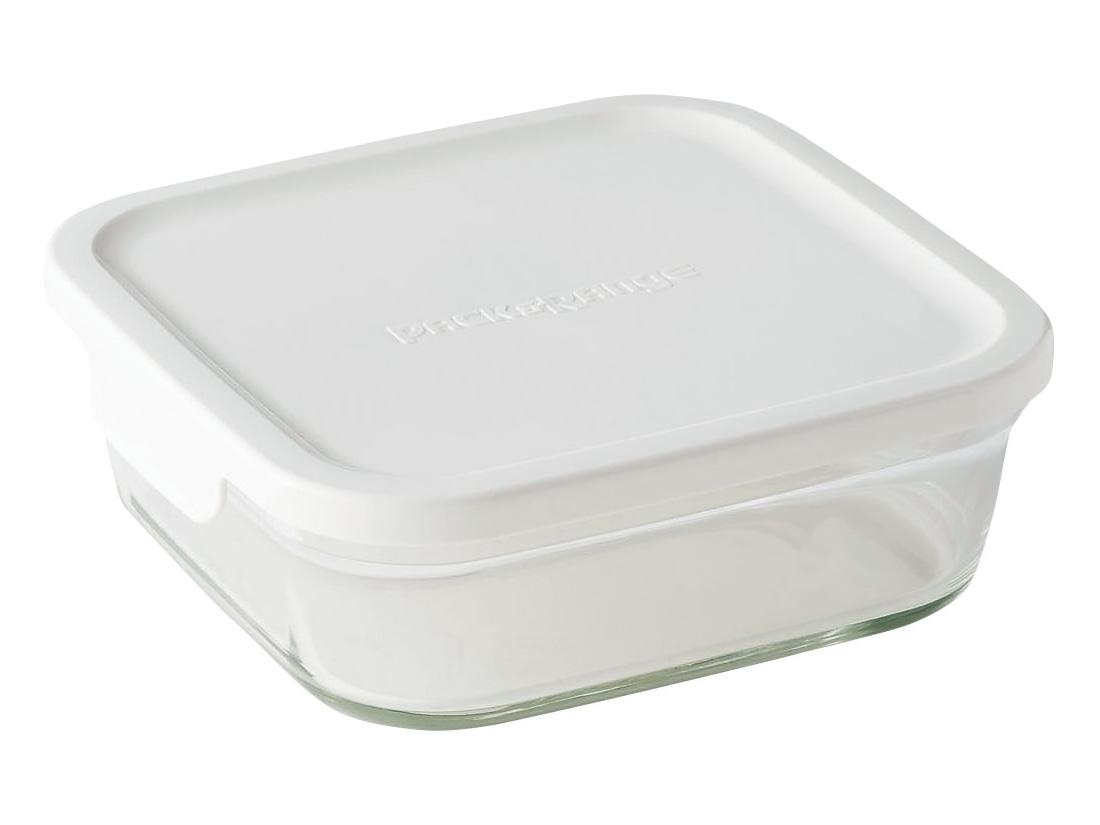 iwakiパック&レンジ BOX 小 ホワイト