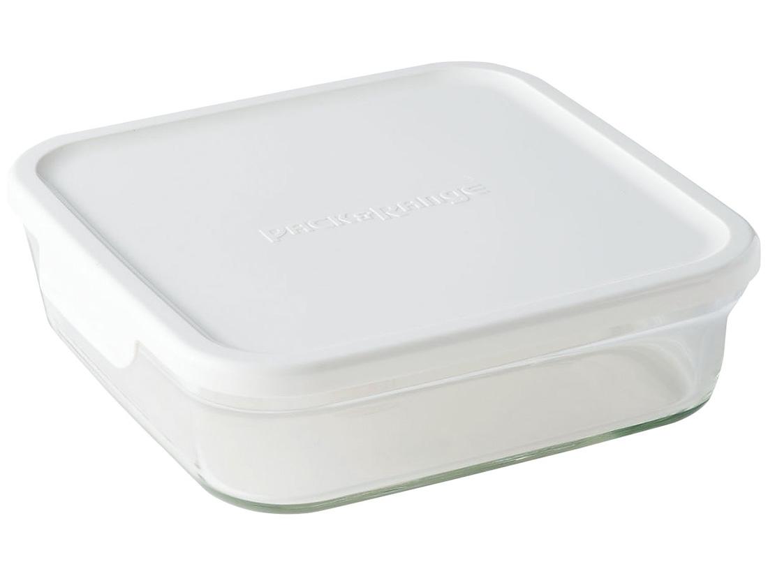 iwakiパック&レンジ BOX 大 ホワイト