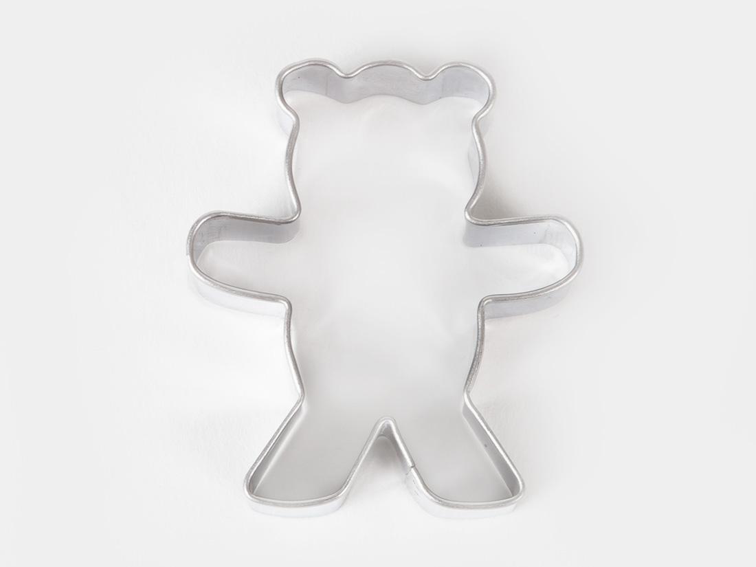cotta クッキー型 テディベア 4.5cm