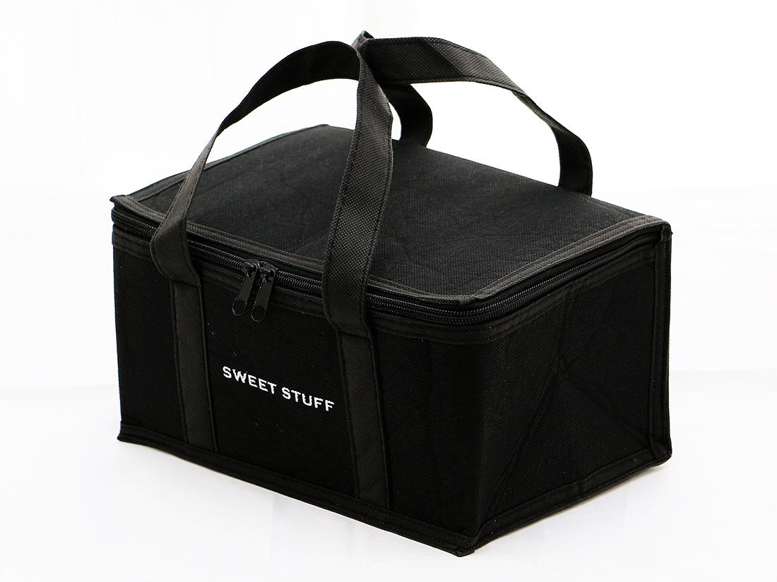 cotta ボックス保冷トートバッグ ブラック