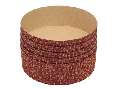 紙製デコ型 18cm(5枚入)