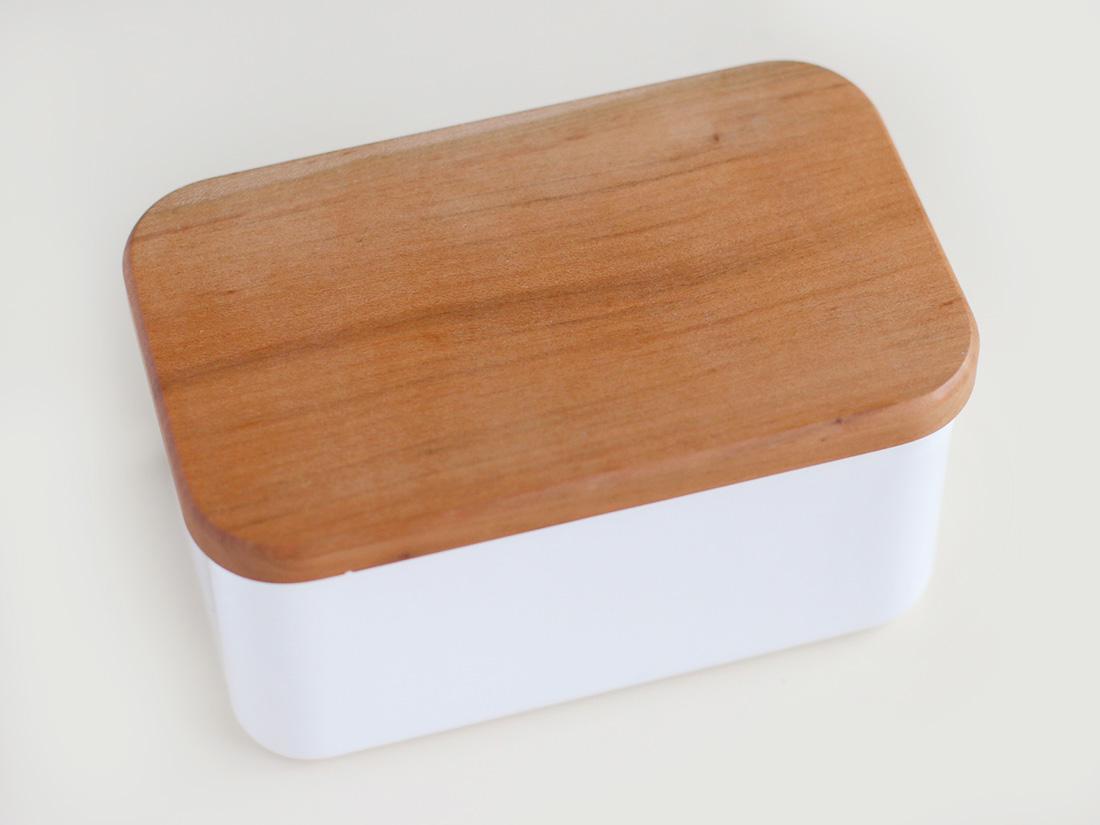 野田琺瑯 バターケース450g用