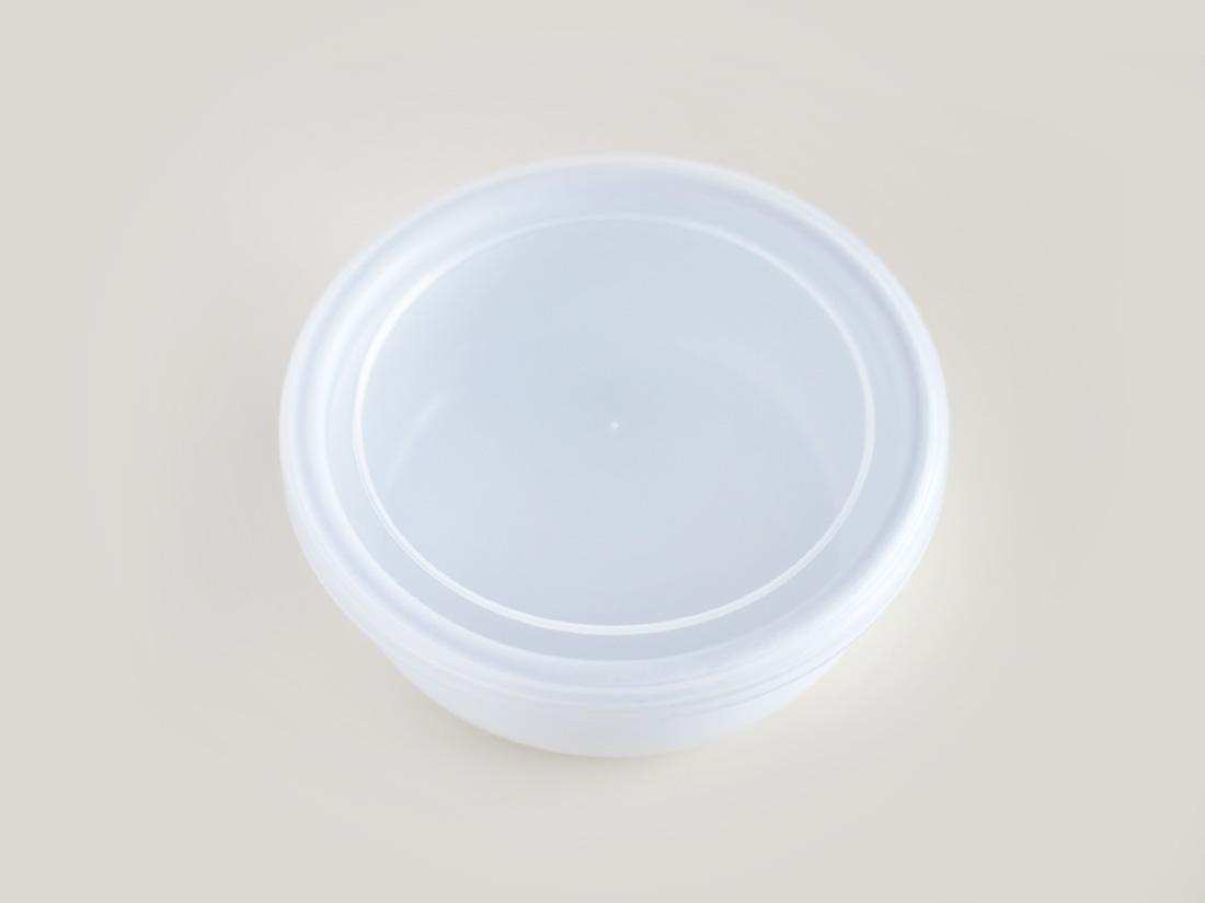 野田琺瑯 ホワイトシリーズ ラウンド10cm