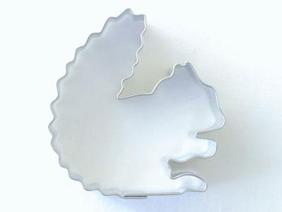 STADTER クッキー型  リス 6cm