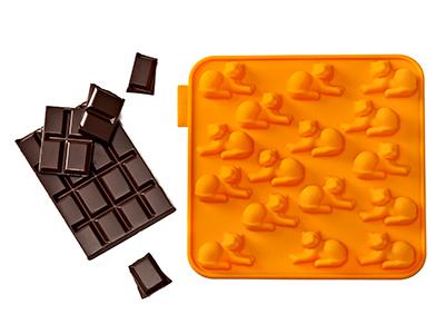 SZ チョコレートモールド タイガーOR