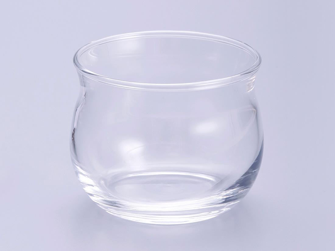 グラスデザートカップ フルール