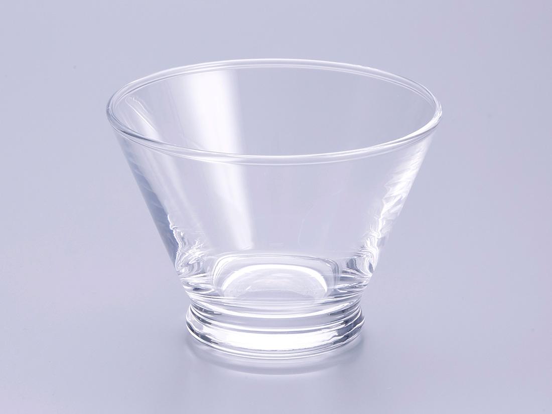 グラスデザートカップ ティア