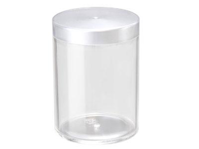 エフシースタイルカップ シルバーふた付