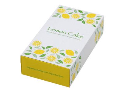 F レモンケーキボックス 5個用