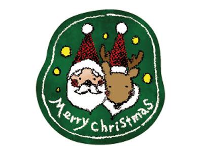 シール クリスマス No.3-1