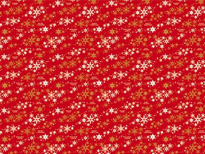 包装紙 半才 クリスマス スノーエフェクトR(50枚入)