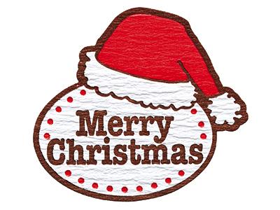 クリスマスシール サンタの忘れ物(24枚入)