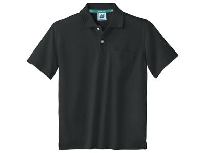 ポロシャツ 32-5069(チャコールグレー) SS