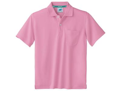 ポロシャツ 32-5062(ピンク) M