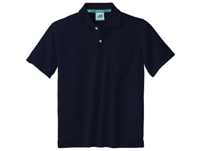ポロシャツ 32-5068(紺) 3L