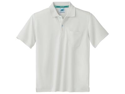 ポロシャツ 32-5061(白) 4L