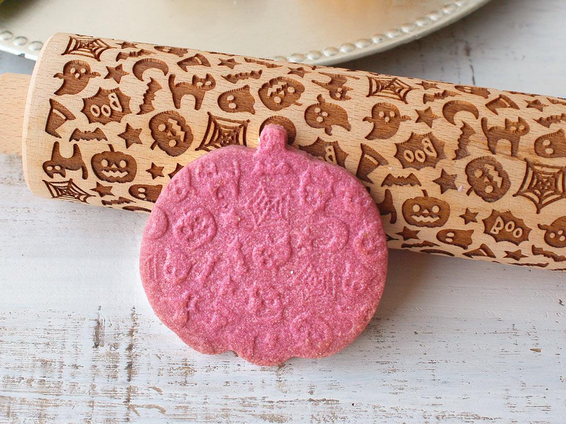 cotta 木製クッキーローラー ハロウィン