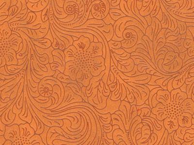 バティックロール 05 オレンジ