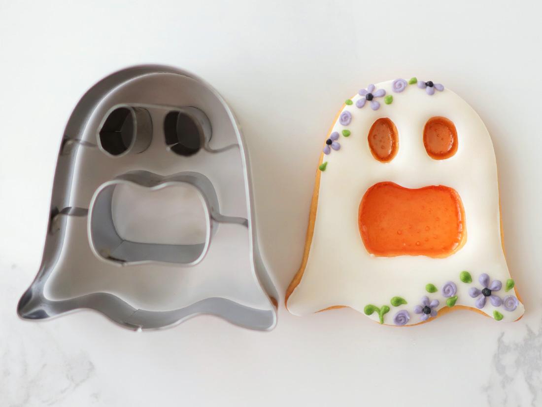 cotta ハロウィンクッキー型 おばけスクリーム