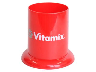 Vitamix タンパースタンド レッド