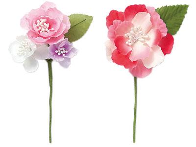 造花 チェリル(2種アソート)
