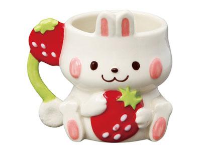 デザートカップ ベリウサちゃん