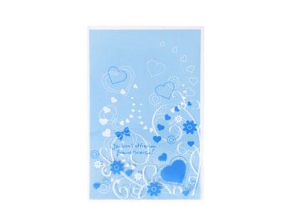 メルシーOP袋 ブルー