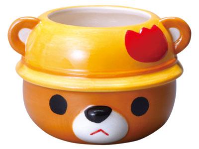 デザートカップ クマの入園