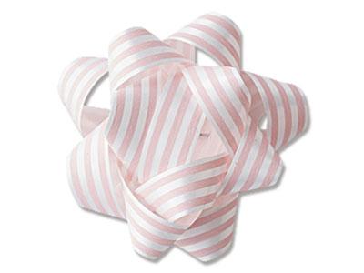 ギフトフラワー ストライプ ピンク( 5個入)