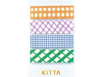 マスキングテープ KITTA チェック3