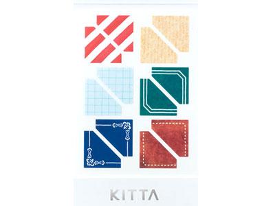 KITTA Seal カドフレーム(ミックス)