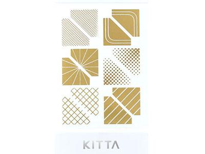 KITTA Seal カドフレーム(ゴールド)
