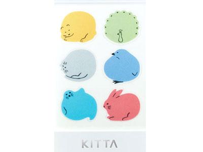 KITTA Seal モジカバー(アニマル)