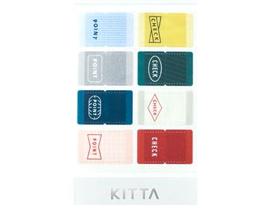 KITTA Seal インデックス(タグ)