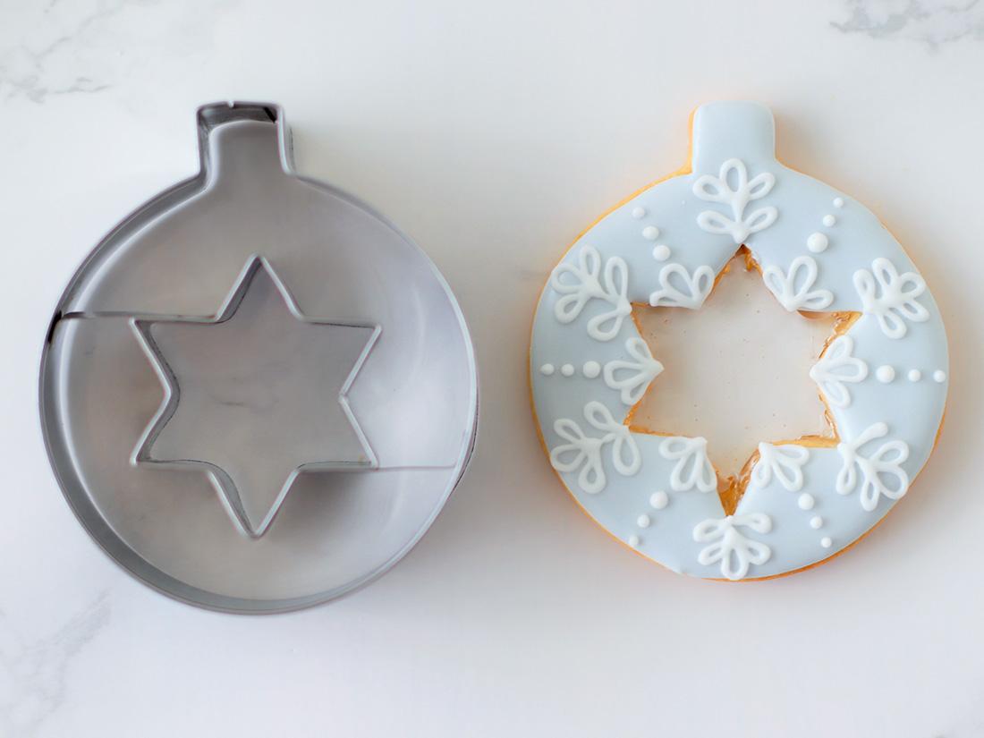 cotta クリスマスクッキー型 オーナメント 星