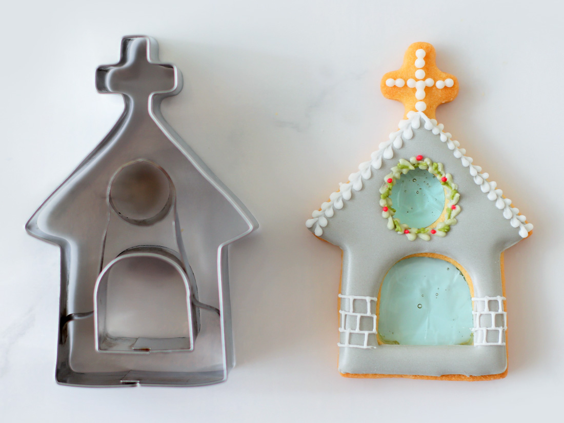 cotta クリスマスクッキー型 教会