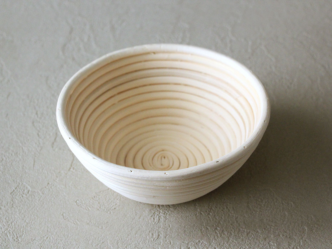 cotta パン発酵カゴ丸型18.5cm