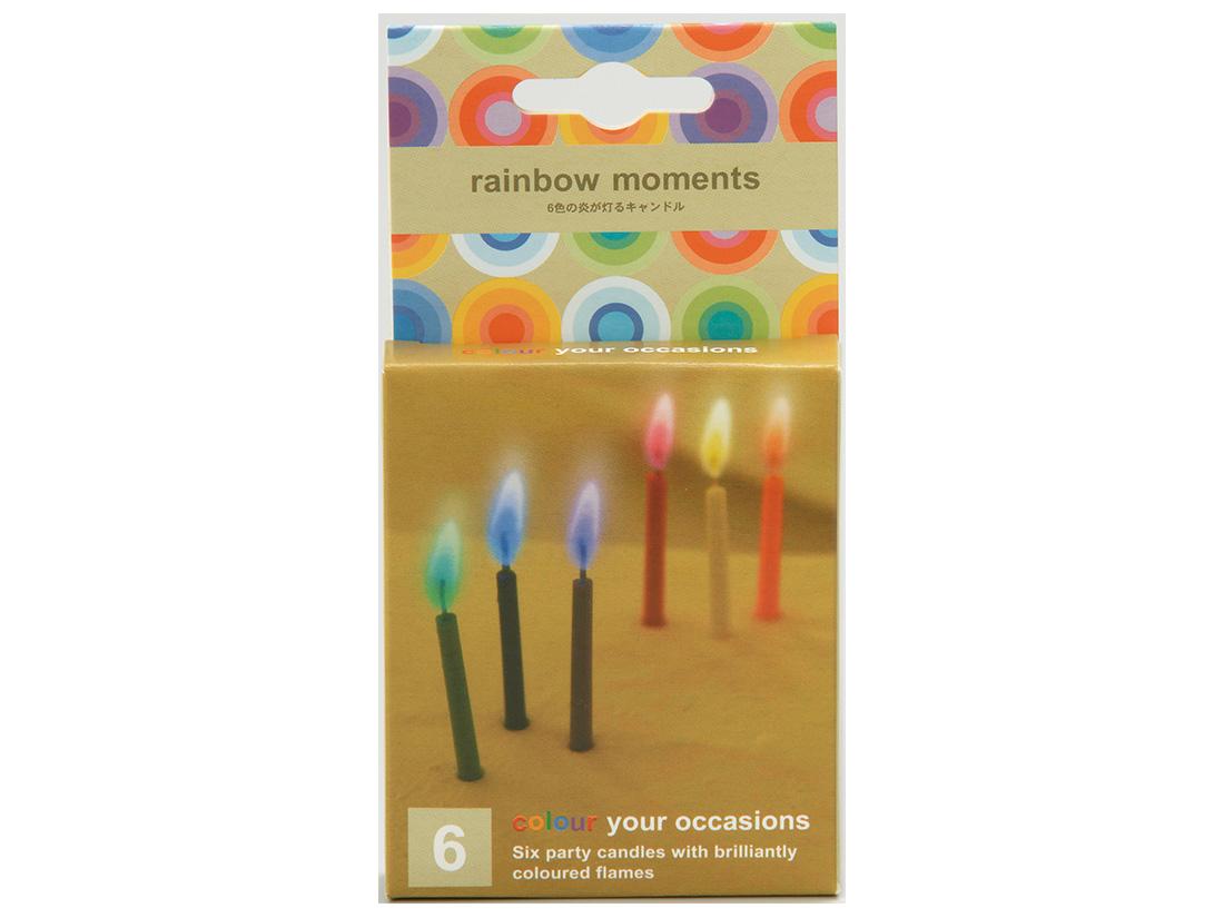 rainbowmoments6色6本
