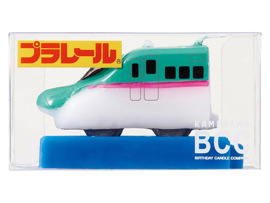 プラレールキャンドルE5系新幹線はやぶ