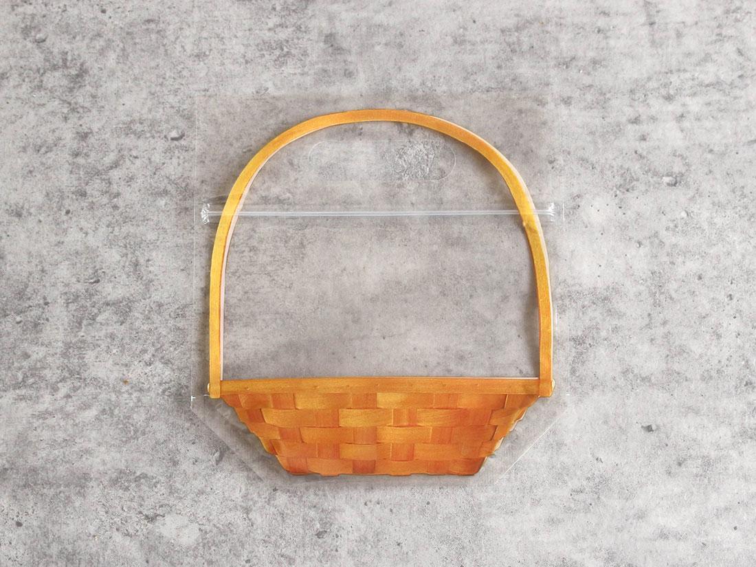 cotta ジッパーバッグ バスケット S