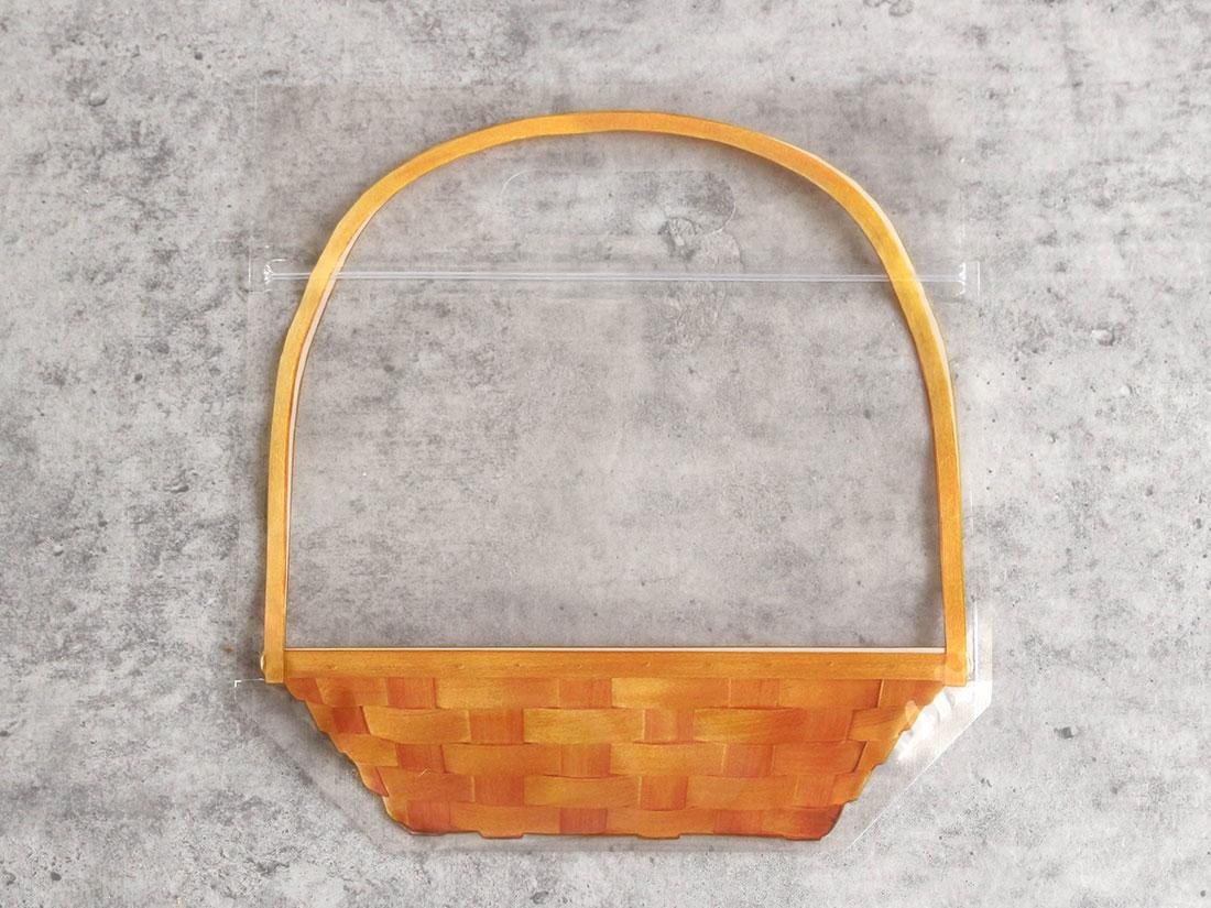 cotta ジッパーバッグ バスケット M