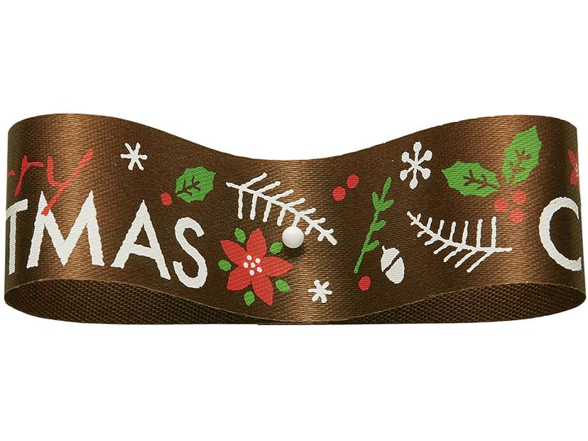 クリスマス M.C.ボタニカル #25 ブラウン
