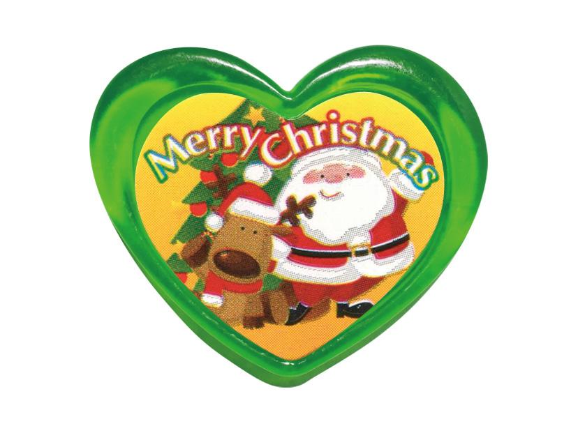 クリスマス ハートリングコンビグリーン
