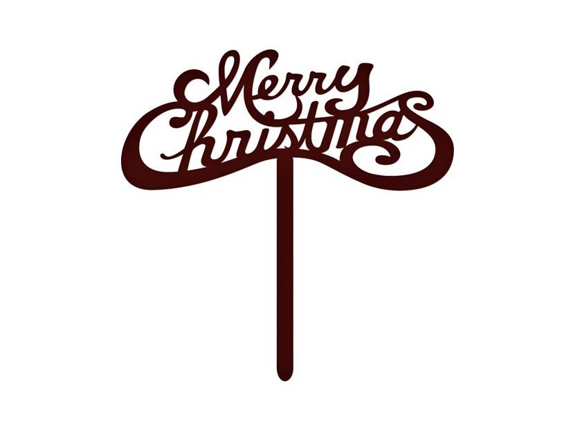クリスマス AC メリークリスマスブラウン
